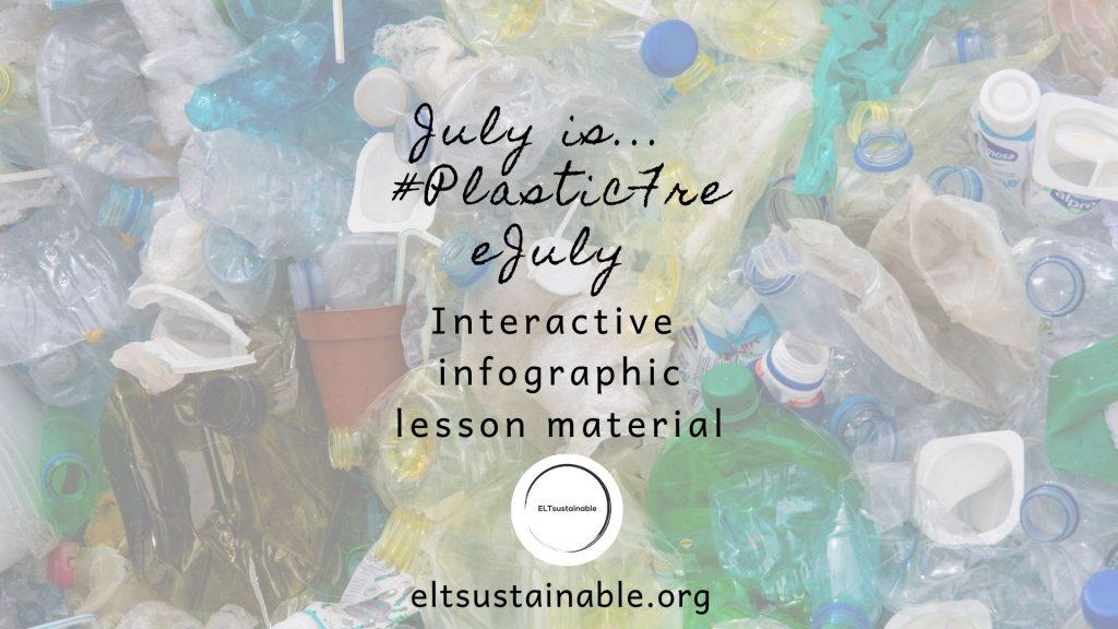 Plastic-Free July Language Lesson