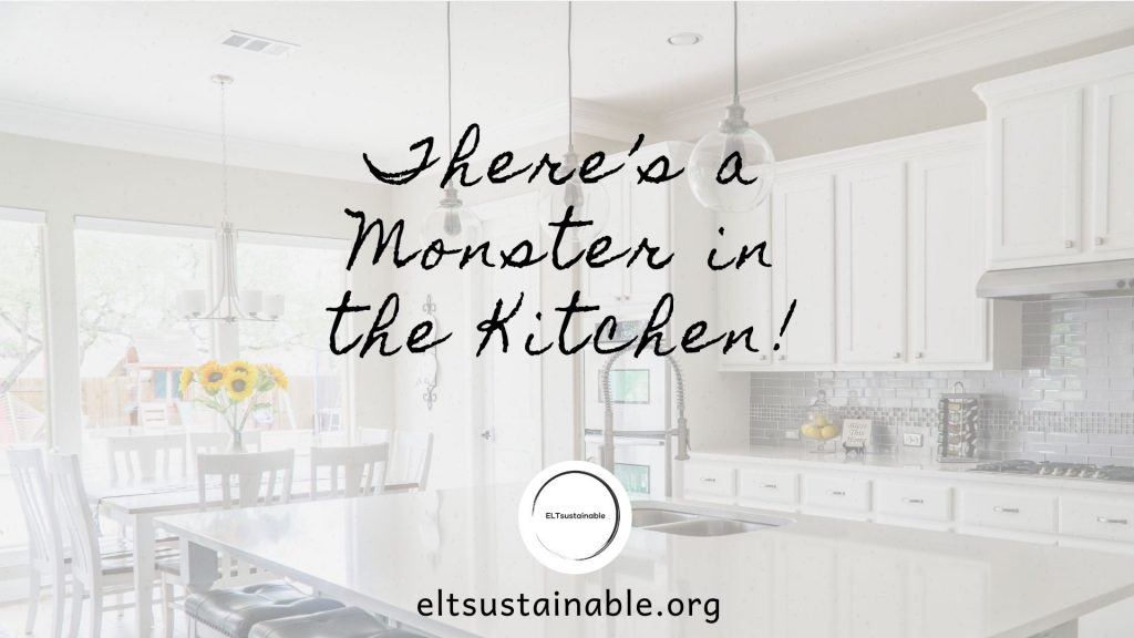 There's a Monster in the Kitchen!